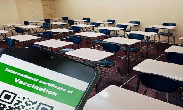 Green pass – Personale scolastico